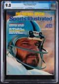 Football Collectibles:Publications, 1977 Kenny Stabler Sports Illustrated Magazine - CGC 9.0 Pop 1 with None Higher!...