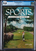 Golf Collectibles:Miscellaneous, 1955 Ben Hogan Sports Illustrated Magazine - CGC 9.0 Pop 4 With 5 Higher. ...