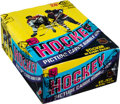 Hockey Cards:Unopened Packs/Display Boxes, 1978 Topps Hockey Wax Pack Box With 36 Unopened Packs - Bossey Rookie Year! ...