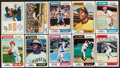 Baseball Cards:Sets, 1974 Topps Baseball Near Set (659/660). ...