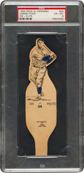 Baseball Cards:Singles (1930-1939), 1934 R304 Al Demaree Jimmie Foxx #54 PSA EX-MT 6 - The Only Graded Example! ...