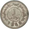 China:Sinkiang Province, China: Sinkiang. Republic Dollar Year 38 (1949) AU Details (Cleaning) PCGS,...