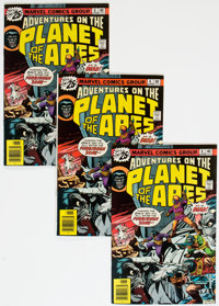 Adventures on the Planet of the Apes #6 Group of 81 (Marvel, 1976) Condition: Average VF/NM.... (Total: 81 Comic Books)