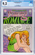 Bronze Age (1970-1979):Romance, Young Romance #165 (DC, 1970) CGC NM- 9.2 White pages....