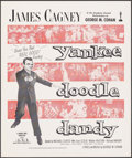 "Movie Posters:Musical, Yankee Doodle Dandy (United Artists Associated, R-1960s). Rolled, Overall: Very Fine-. Promo Posters (10) Identical (16"" X 1... (Total: 10 Items)"