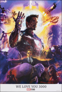 "Avengers: Endgame (Walt Disney Studios, 2019). Rolled, Very Fine/Near Mint. Exclusive D23 Expo Poster (27"" X 39.75&..."