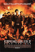 """Movie Posters:Action, The Expendables 2 & Other Lot (Lions Gate, 2012). Rolled, Fine/Very Fine. One Sheets (2) (27"""" X 40"""") DS Advance. Action.. ... (Total: 2 Items)"""