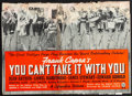 """Movie Posters:Academy Award Winners, You Can't Take It with You (Columbia, 1938). Folded, Good-. Uncut Pressbook (44 Pages, 20"""" X 14"""") with Ad Supplement. Academ..."""