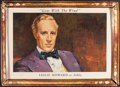 """Movie Posters:Academy Award Winners, Gone with the Wind (MGM, R-1968). Fine/Very Fine. Promotional Lobby Standee (16.75"""" X 23"""") Leslie Howard Style. Academy Awar..."""