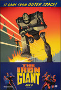"Movie Posters:Animation, The Iron Giant (Warner Bros., 1999). Rolled, Very Fine+. One Sheet (27"" X 40"") DS Advance. Animation.. ..."