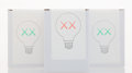 Collectible, KAWS (b. 1974). Light Bulb Set (Red and Green), for The Standard (three works), 2011. Colored light bulbs. 4-3/4 x 2...