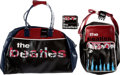 Music Memorabilia:Memorabilia, The Beatles Three Piece Luggage/Bag/Wallet Set With Hang Tags (3).... (Total: 3 Items)