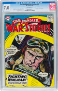 Silver Age (1956-1969):War, Star Spangled War Stories #78 (DC, 1959) CGC FN/VF 7.0 Off-white pages....