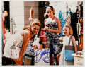 Movie/TV Memorabilia:Autographs and Signed Items, Brittany Murphy Signed Uptown Girls Promo Photo. ...