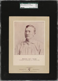 Baseball Cards:Singles (Pre-1930), 1902-11 W600 Sporting Life (Type 1) Cy Young SGC 70 EX+ 5.5. ...