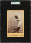 Baseball Cards:Singles (Pre-1930), 1888-89 N173 Old Judge Cabinet Roger Connor (#88-2) SGC 80 EX/NM 6. ...