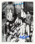 Movie/TV Memorabilia:Autographs and Signed Items, Barney Miller Cast-Signed Photo. ...