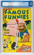 Golden Age (1938-1955):Humor, Famous Funnies #168 File Copy (Eastern Color, 1948) CGC VF/NM 9.0 Cream to off-white pages....
