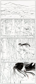 "Original Comic Art:Complete Story, John Romita Jr. and Klaus Janson Wolverine #26 Complete 24-Page Story ""Agent of S.H.I.E.L.D. Part One"" Original Ar... (Total: 22 Original Art)"