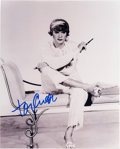 Movie/TV Memorabilia:Autographs and Signed Items, Tony Curtis Signed Photo as Josephine from Some Like It Hot. ...
