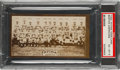 Baseball Cards:Singles (Pre-1930), 1913 T200 Fatima Boston Americans (Red Sox) PSA EX-MT 6 - Pop Two, Only One Higher. ...
