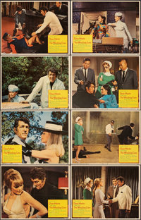 "The Wrecking Crew (Columbia, 1969). Very Fine-. Lobby Card Set of 8 (11"" X 14""). Action. ... (Total: 8 Items)"