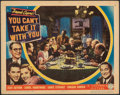 "Movie Posters:Academy Award Winners, You Can't Take It with You (Columbia, 1938). Fine/Very Fine. Lobby Card (11"" X 14""). Academy Award Winners.. ..."