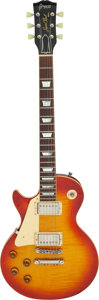 Musical Instruments:Electric Guitars, The Cars/Elliot Easton's 1980 Greco Super Real Sunburst Solid Body Electric Guitar, Serial # 06538...