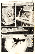Original Comic Art:Panel Pages, Curt Swan and Murphy Anderson Superman #255 Story Page 5 Original Art (DC, 1972)....