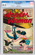 Golden Age (1938-1955):Superhero, Wonder Woman #73 (DC, 1955) CGC VF+ 8.5 Off-white pages....