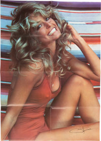 "Farrah Fawcett ""The Poster"" from Her Personal Collection"