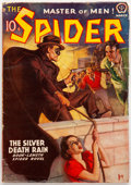 Pulps:Hero, The Spider - March 1939 (Popular) Condition: Apparent VG+....