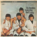 Music Memorabilia:Recordings, The Beatles Yesterday and Today Stereo Third State Butcher Cover Vinyl LP (Capitol, ST 2553)....
