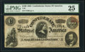Confederate Notes:1864 Issues, T65 $100 1864 PF-2 Cr. 493 PMG Very Fine 25.. ...