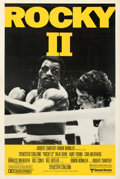 """Movie Posters:Sports, Rocky II (United Artists, 1979). Fine+ on Linen. One Sheet (27"""" X 41"""") Style B.. ..."""