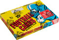 Football Cards:Boxes & Cases, 1976 Topps Football Cello Box With 24 Unopened Packs - Payton Rookie Year! ...