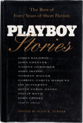 Movie/TV Memorabilia:Autographs and Signed Items, Hugh Hefner Signed and Inscribed Playboy Sto...