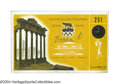 Boxing Collectibles:Memorabilia, Cassius Clay 1960 Rome Olympic Boxing Finals Ticket A ...