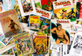 Magazines:Miscellaneous, Foreign Edgar Rice Burroughs Related Magazines Box Lot (Various Publishers)....