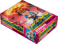 """Non-Sport Cards:Unopened Packs/Display Boxes, 1985 Topps """"Garbage Pail Kids"""" Series 1 Wax Box with 48 Unopened Packs. ..."""