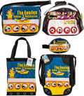 "Music Memorabilia:Memorabilia, The Beatles ""Yellow Submarine"" Group of Five Bags With Hang Tags (5) (2005/06).... (Total: 5 Items)"