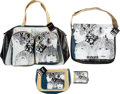 "Music Memorabilia:Memorabilia, The Beatles ""Revolver"" Four Piece Luggage/Bag/Wallet Set With Hang Tags (4). ... (Total: 4 Items)"
