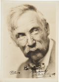 Movie/TV Memorabilia:Autographs and Signed Items, Andy Clyde Signed Vintage Photo. ...