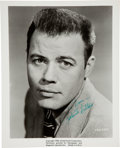 Movie/TV Memorabilia:Autographs and Signed Items, Frank Sutton Signed United Artists Photo from 1956. ...