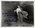 Movie/TV Memorabilia:Autographs and Signed Items, Kevin McCarthy Signed Photo from Invasion of the Body Snatchers. ...