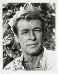 Movie/TV Memorabilia:Autographs and Signed Items, [Gilligan's Island] Russell Johnson Signed Photo as the Professor. ...