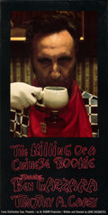 """Movie Posters:Crime, The Killing of a Chinese Bookie (Faces, 1976). Rolled, Very Fine+. Special Full-Bleed Poster (16.75"""" X 32"""") Timothy Carey St..."""