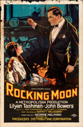 "Movie Posters:Drama, Rocking Moon (Producers Distributing Corp., 1926). Folded, Very Good/Fine. One Sheet (27"" X 41"") Style B. . ..."