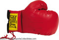 Boxing Collectibles:Autographs, Muhammad Ali Vintage Signed Glove With Expression A ...