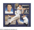 Baseball Collectibles:Others, Joe DiMaggio Signed Danny Day Lithograph One of the finest ...